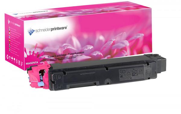 Schneider Printware Toner ersetzt Kyocera K-5160M Magenta
