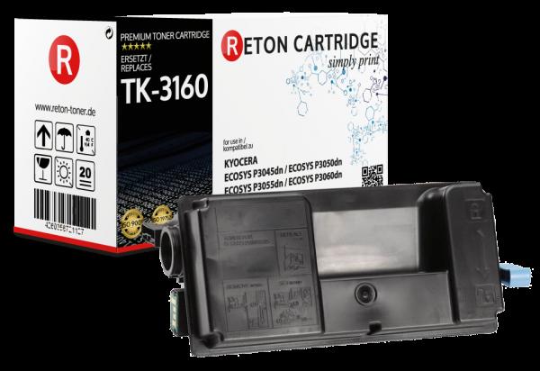 Original Reton Toner für Kyocera TK-3160