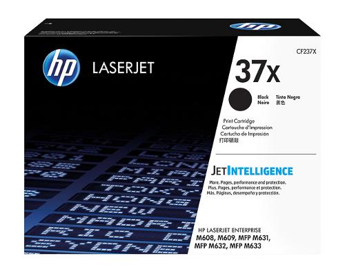 HP 37X/CF237X Originaltoner schwarz