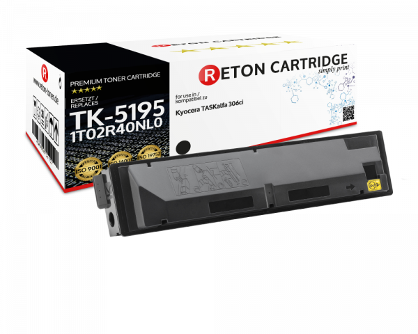 Original Reton Toner für Kyocera TK-5195K