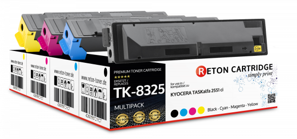 Original Reton Toner für Kyocera TK-8325