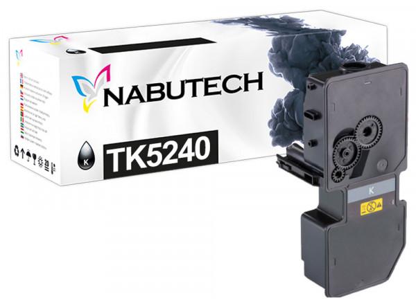 Nabutech Toner ersetzt Kyocera TK-5240K schwarz
