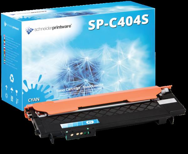 Schneider Printware Toner ersetzt Samsung CLT-C404S