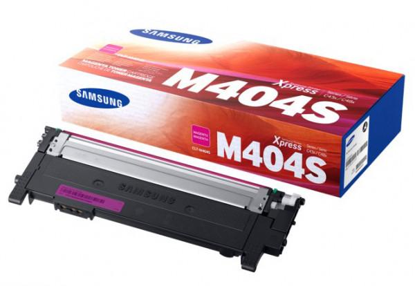 Original Samsung CLT-M404S Toner Magenta