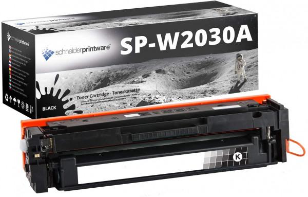 Schneider Printware Toner 50% mehr Leistung I OHNE CHIP I ersetzt HP 415X 415A