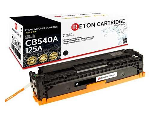 Reton Toner kompatibel zu hp 125A / CB540A schwarz