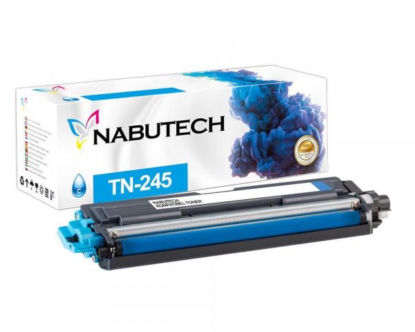 Original Nabutech Toner ersetzt Brother TN-245C Cyan