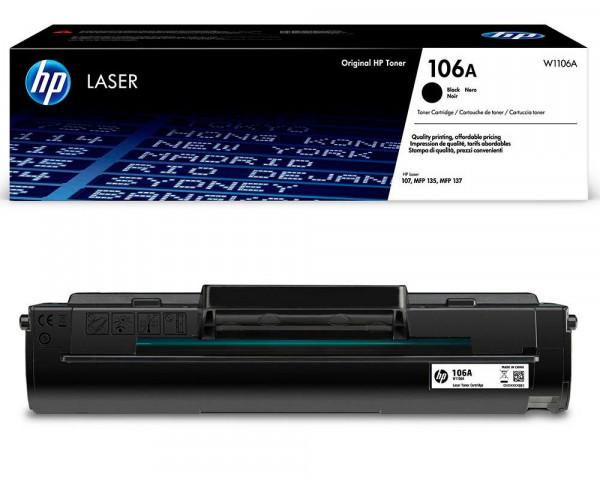 HP 106A Original-Toner W1106A (1.000 Seiten)