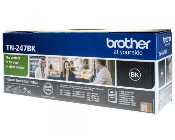 Original Brother TN-247BK Toner Schwarz