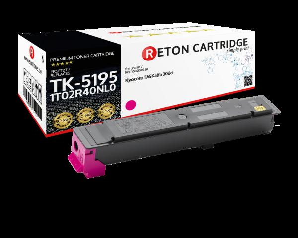 Original Reton Toner für Kyocera TK-5195M