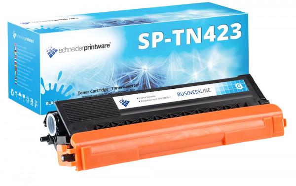 Schneider Printware Toner ersetzt Brother TN-423C Cyan