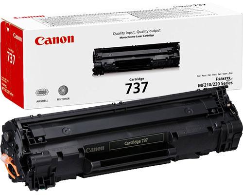 Canon Originaltoner 737 (2.400 Seiten)
