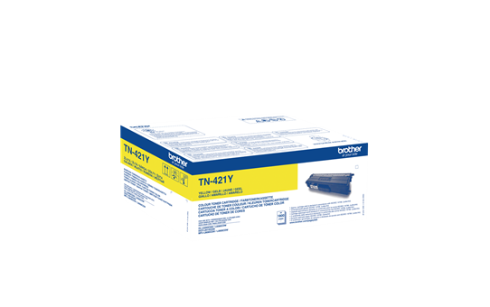 Brother Original-Toner TN-421Y gelb