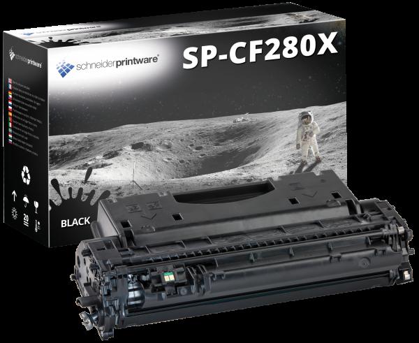 Schneider Printware Toner +50% mehr Druckleistung ersetzt HP CE505X