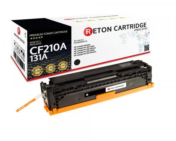 Reton Toner kompatibel zu HP CF210X / 131X schwarz