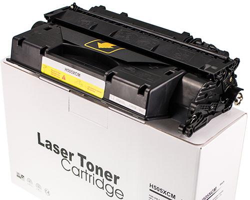 Business Toner ersetzt HP CE505X / 05X