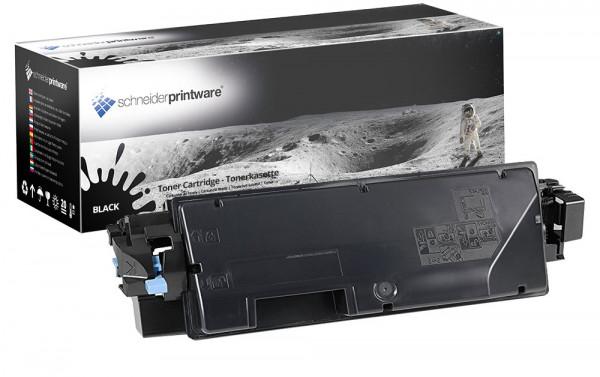 Schneider Printware Toner ersetzt Kyocera K-5160K schwarz