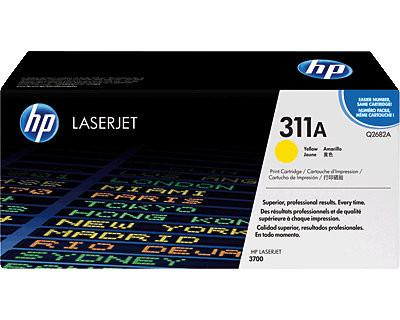 HP 311A Gelb Originaltoner (Q2682A)