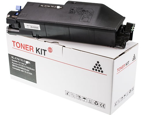 Schneider Printware Toner +25% höhere Leistung ersetzt Kyocera TK-5150K