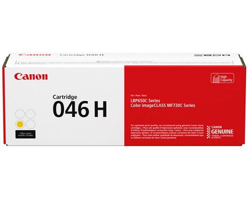 Canon Original-Toner 046HY gelb