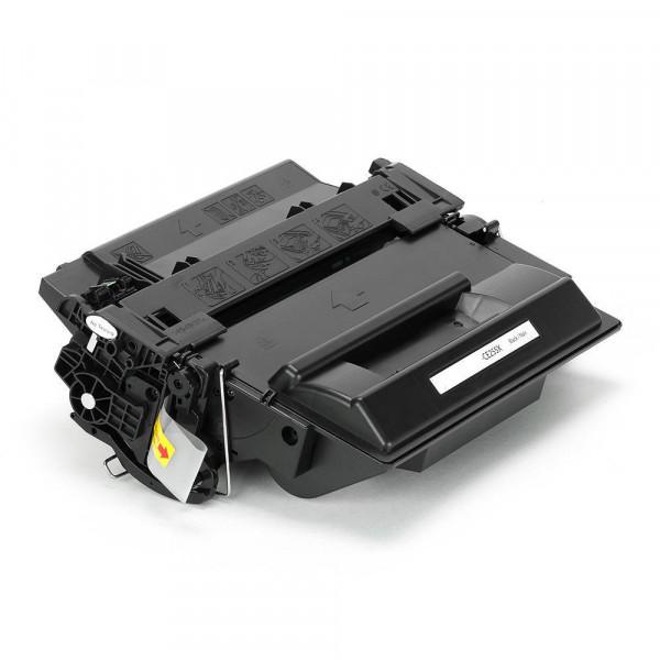 Hochleistungs-Toner +30% mehr Druckleistung ersetzt HP CE255X / 55X / 55A