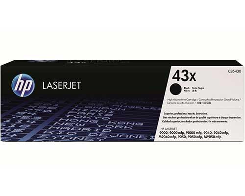 HP 43X Originaltoner (C8543X)
