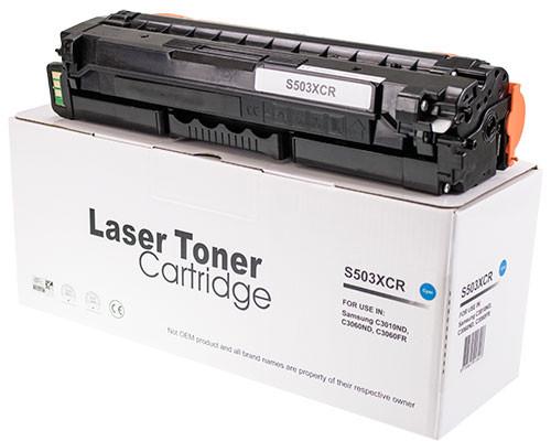 Business Toner ersetzt CLT-C503L (5.000 Seiten) cyan