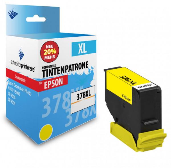 Schneiderprintware 378XL Yellow