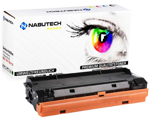 Nabutech Toner 6.500 Seiten ersetzt Samsung MLT-D116L