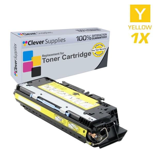Schneider Printware Toner ersetzt HP 309A gelb (Q2672A)