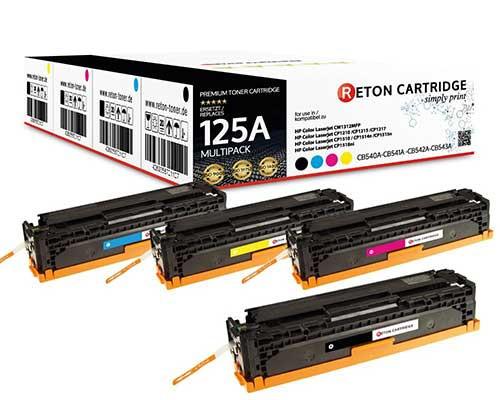 Kompatibel Spar Pack für HP 125A Toner