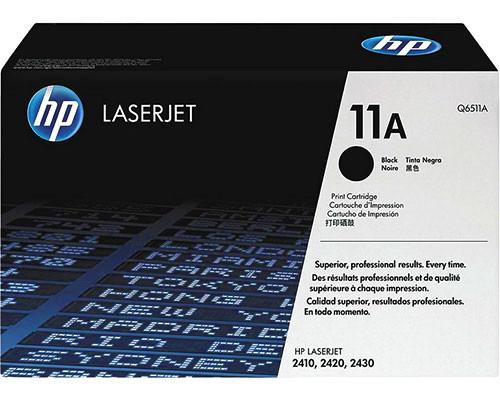 HP Originaltoner Q6511A für HP LaserJet 2410/ 2420/ 2430 (6.000 Seiten)