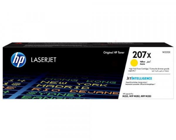 HP 207X/ W2212X Originaltoner gelb