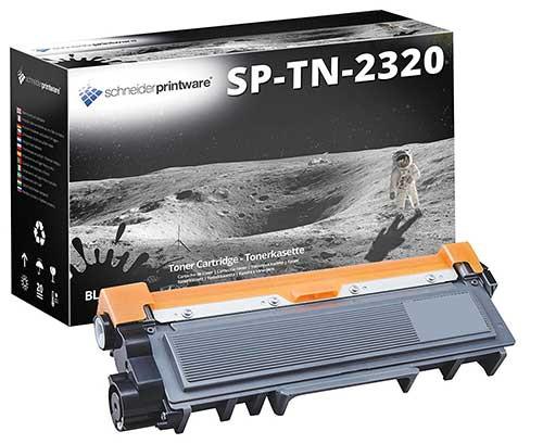 Schneider Printware Toner ersetzt Brother TN-2320 (5.200 Seiten)