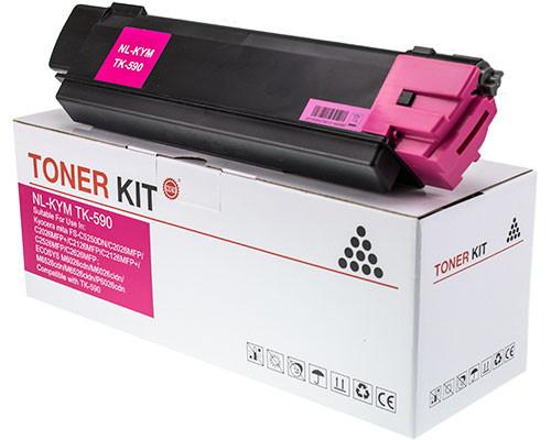 Fabrikneuer Toner ersetzt Kyocera TK-590M magenta (5.000 Seiten)
