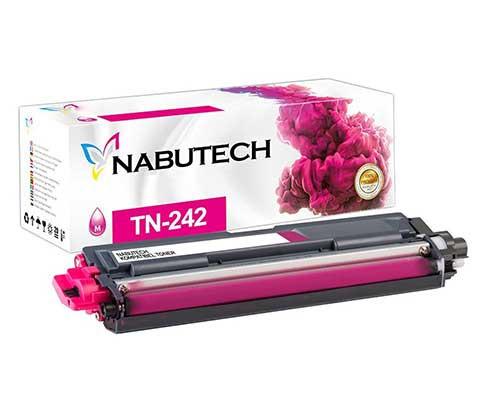 Original Nabutech Toner ersetzt Brother TN-242M magenta