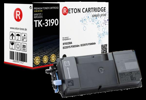 Original Reton Toner für Kyocera TK-3190