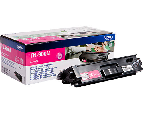 Brother Original-Toner TN-900M magenta