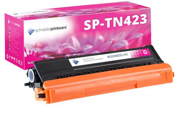 Schneider Printware Toner ersetzt Brother TN-423M Magenta