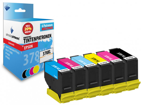 Schneiderprintware 378XL Multipack