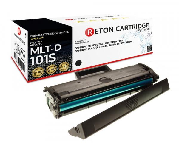 Original Reton Toner ersetzt Samsung MLT-D101S (2.400 Seiten)