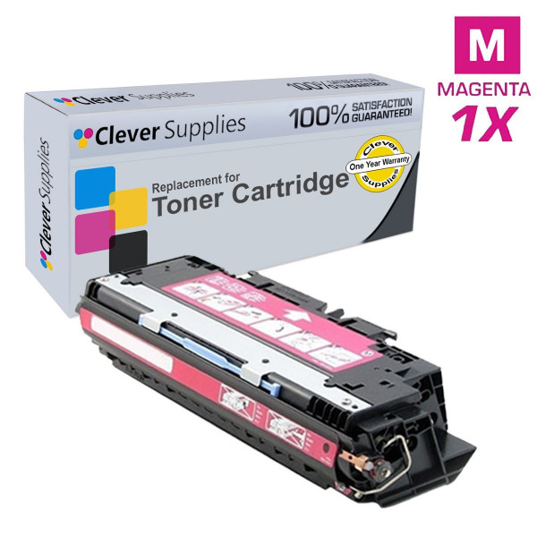 Schneider Printware Toner ersetzt HP 309A magenta (Q2673A)