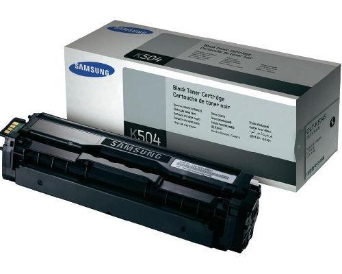 Samsung Original-Toner CLT-K504S (2.500 Seiten) schwarz