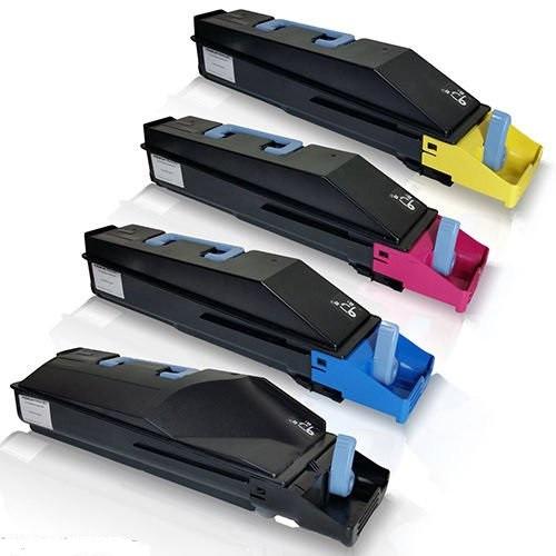 4 Kompatibel Toner +25% höhere Leistung ersetzen Kyocera TK-5150 TK5150