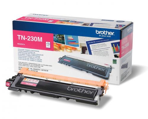 Brother Original-Toner TN-230M magenta