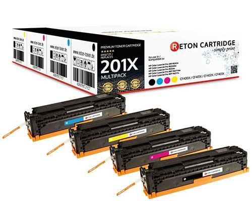 Kompatibel Spar Pack für HP 201X Toner