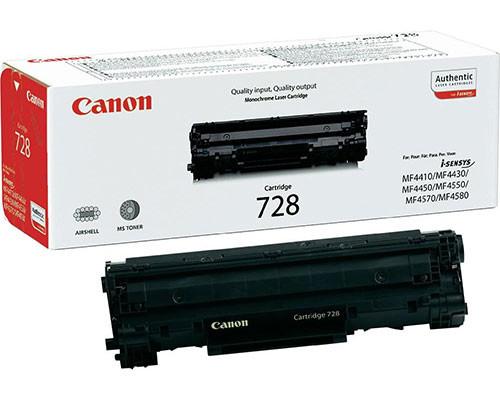 Canon Originaltoner 728 (2.100 Seiten)