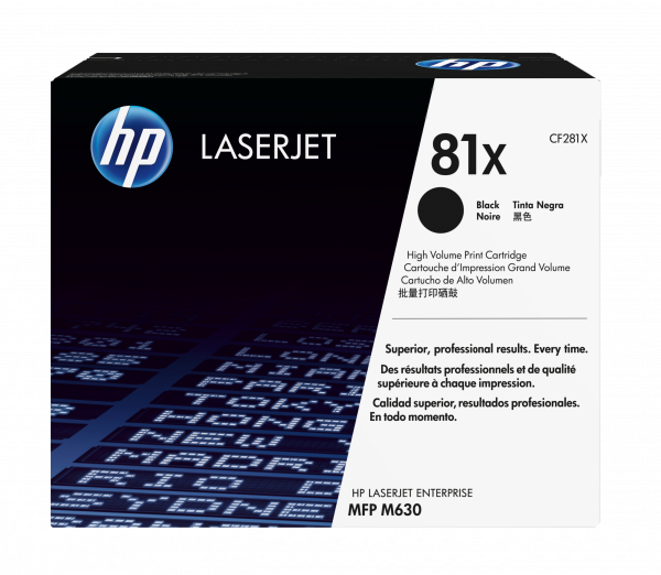 Original HP Toner CF281X