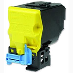 Businessline Toner ersetzt Epson Aculaser C3900N / CX37DN Yellow