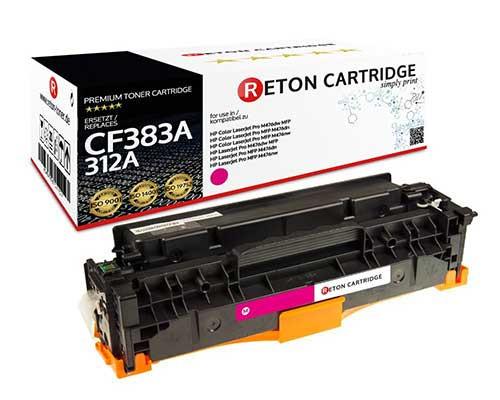 Original Reton Toner kompatibel zu hp 312A / CF383A magenta